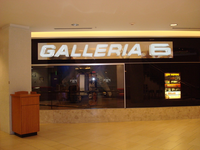 Galleria 6 theatre, Brentwood, MO