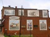 Mural titled Arlington Memories