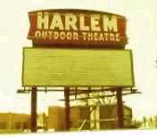 HARLEM OUTDOOR Theatre; Norridge, Illinois.