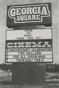 Georgia Square Mall Cinemas 1 2 3 4