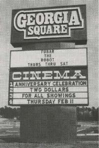Georgia Square Mall Cinemas 1 2 3 4