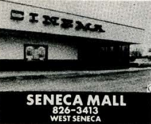 Seneca Mall Cinema