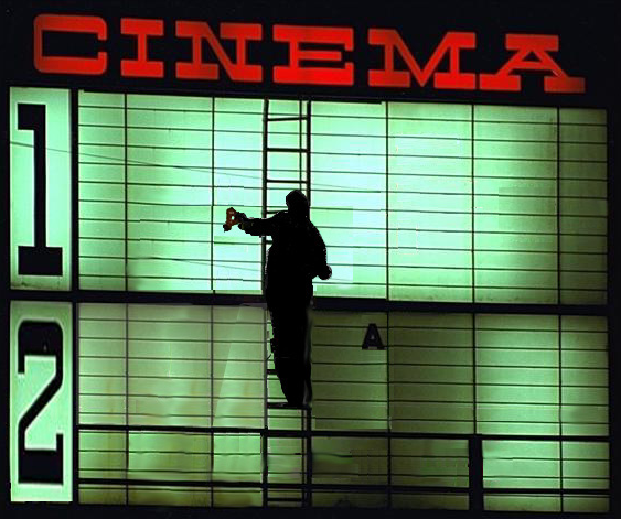 Cinema Shoppers World