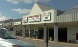 Former Plaza Cinema Twin marquee - Kinston, NC