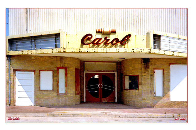 Carol Theater ... Denham Springs Louisiana