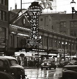 COLONIAL Theatre; Seattle, Washington.