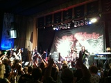 Bret Michaels on stage July 2012 Watseka Theatre