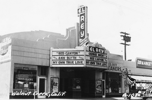 El Rey, Walnut Creek