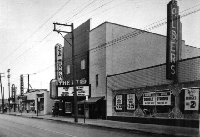 The Belmont Theatre
