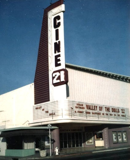 Cine 21 Theater