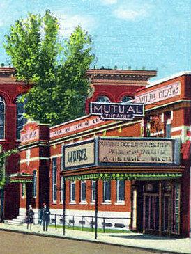 MUTUAL Theatre; Saco, Maine.