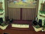 Son Light Christian Center Stage