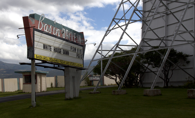 Basin Drive-In, Mt. Pleasant, UT - 2013