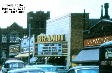 Brandt Theatre 1954