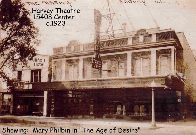 Harvey Theatre 1920's