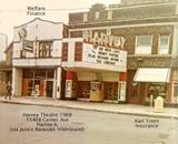 Harvey Theatre 1968