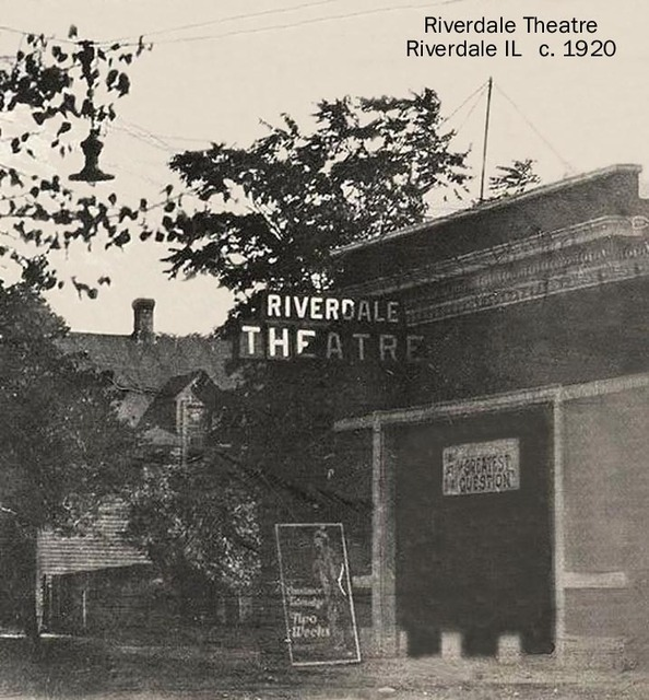 Riverdale Theatre 1920