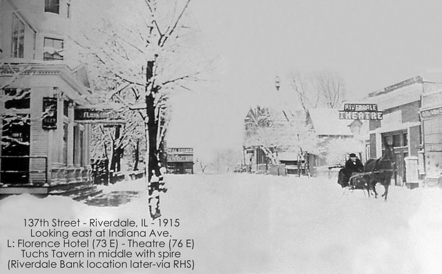 Riverdale (later Dale) Theatre 1915