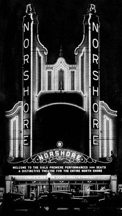 NORSHORE Theatre; Chicago, Illinois.