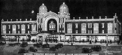 HOWARD Theatre; Chicago, Illinois.