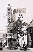 CASCADE Theatre; Redding, California.