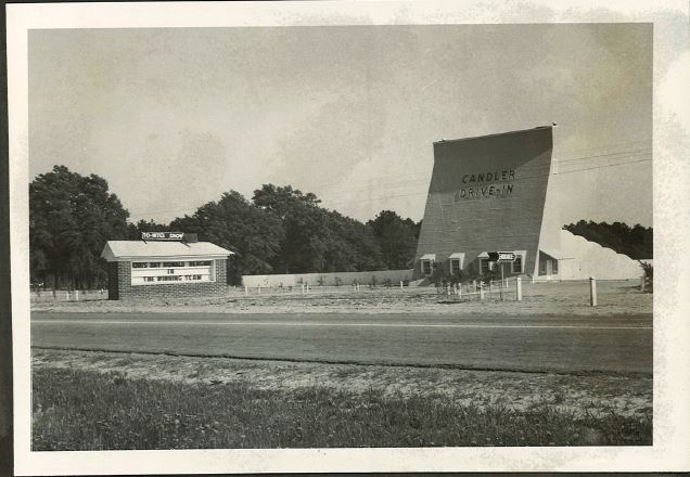 Candler Drive-In Metter Ga