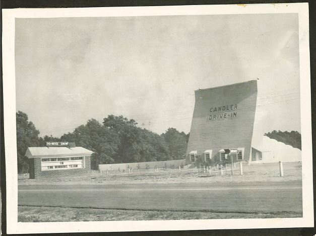 Candler Drive-In Metter Ga #2