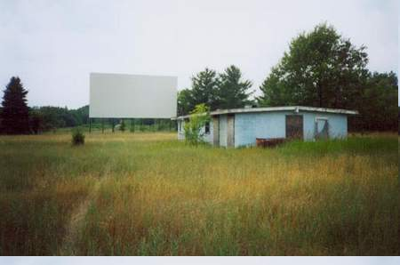 Meredith Drive-In 2001