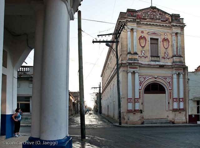 Teatro Cespedes
