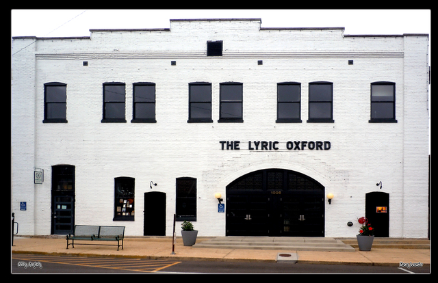 Lyric Oxford Theater ... Oxford Mississippi