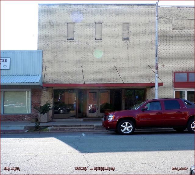 Regent Theatre ... Indianola MS