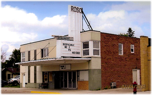 Roso Theater ... Roseau MN