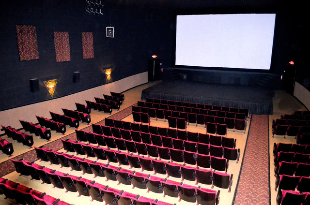 Renovated Auditorium