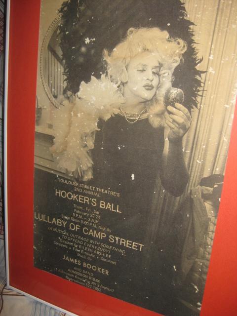 HOOKER'S BALL