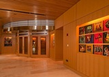 Lobby of Packard Campus theater