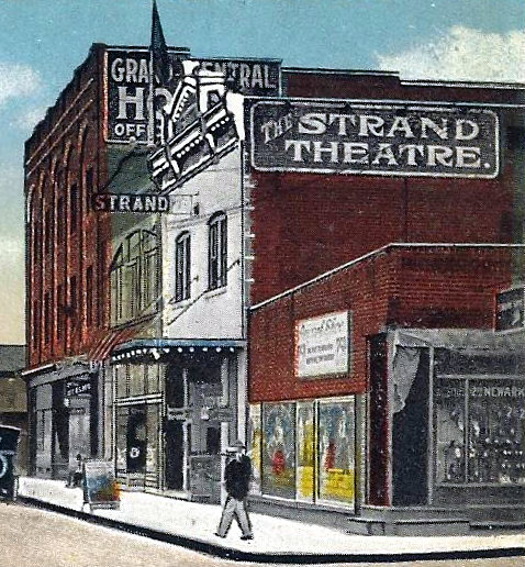 STRAND Theatre; Hopewell, New Jersey.