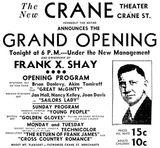 Crane Theatre