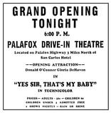 Palafox Drive-In