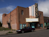 Fox Theatre, Walsenburg, CO - 2013