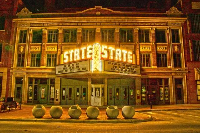 STATE Theatre; Sioux Falls, South Dakota.