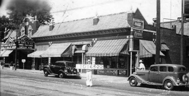 Lindbergh Theater, 1940