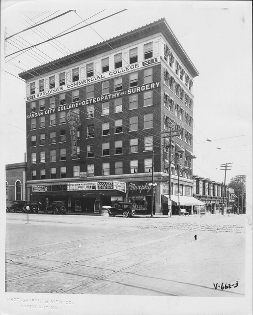 New Center Theater, 1920