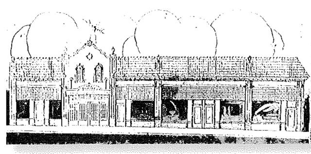 """New Lindbergh Theater, 1928"""