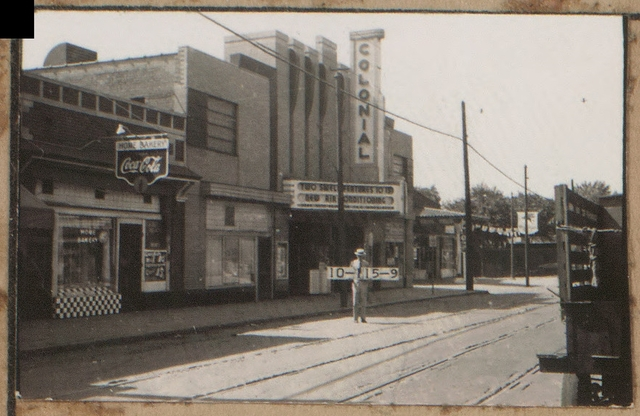 Colonial Theater, 1940