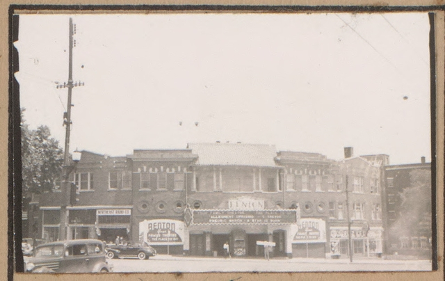 Benton Theater, 1940