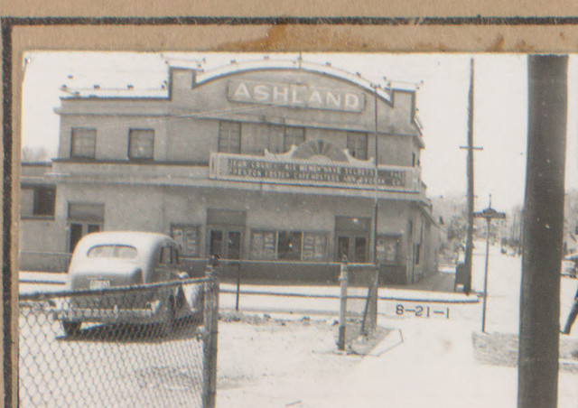 Ashland Theater, 1940