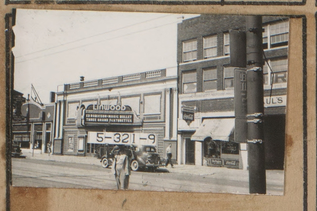 Linwood Theater, 1940