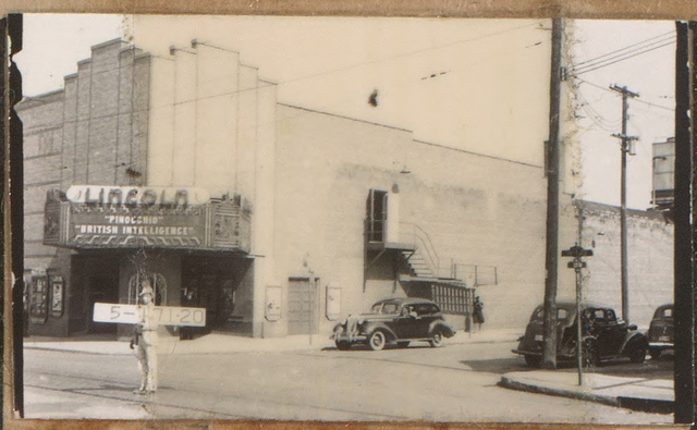 Lincoln Theater, 1940