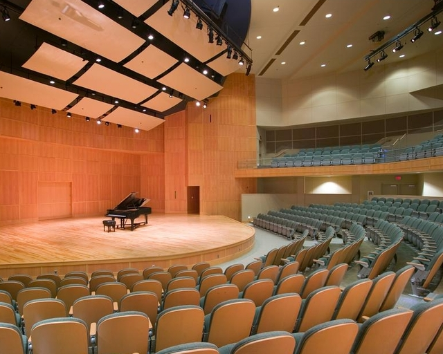 Ford Family Recital Hall 1