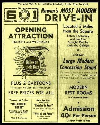 1952 playbill